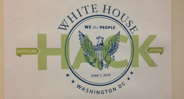 White House - We The People Logo