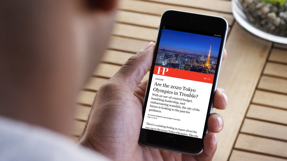 New: WordPress Plugin for Facebook Instant Articles