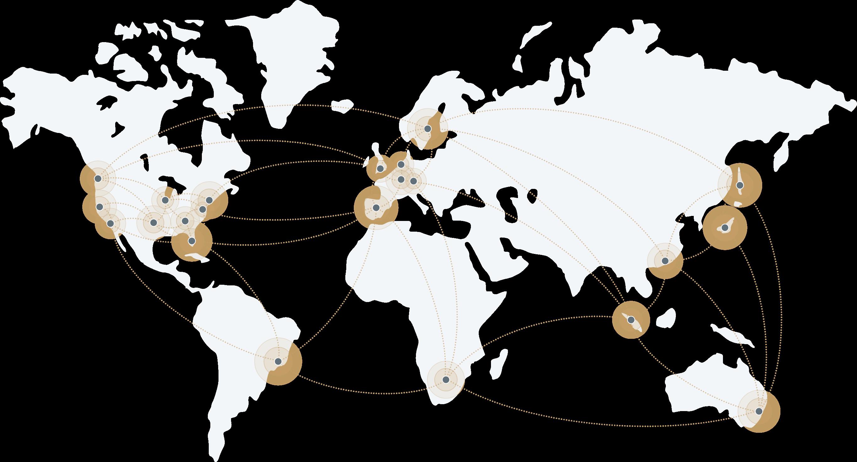 WordPress.com VIP's globally distributed data centers