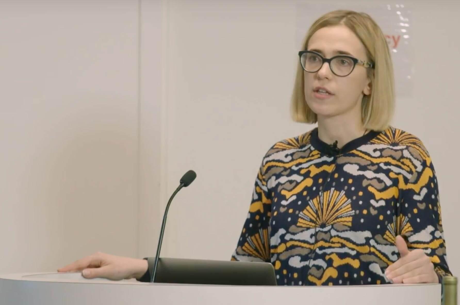 Setka CEO Katya Bazilevskaya